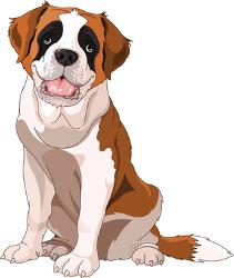 Barry, el perro rescatador