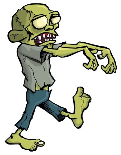 Resultado de imagen de zombies infantiles