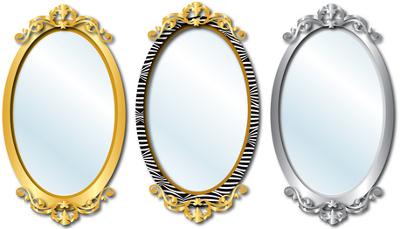 El sal n de los espejos for Espejos en el salon