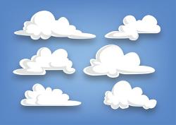 Las nubes que hacían música
