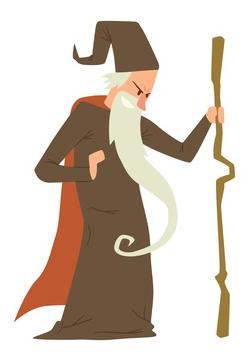 El mago tirano